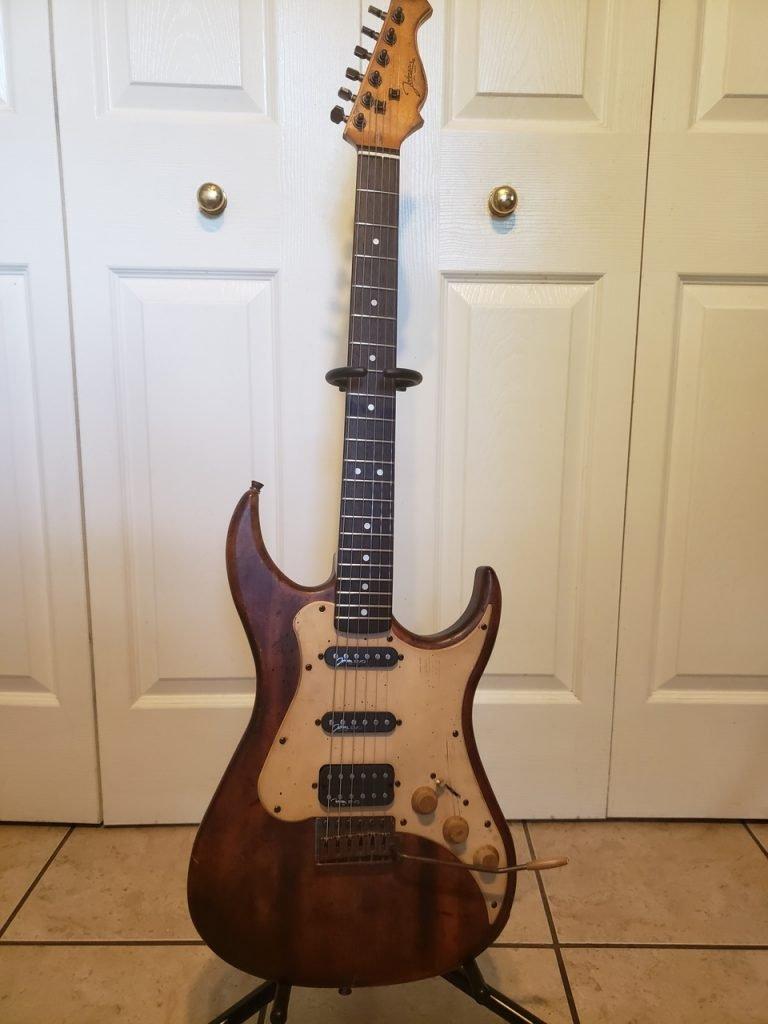 used guitars, palm harbor