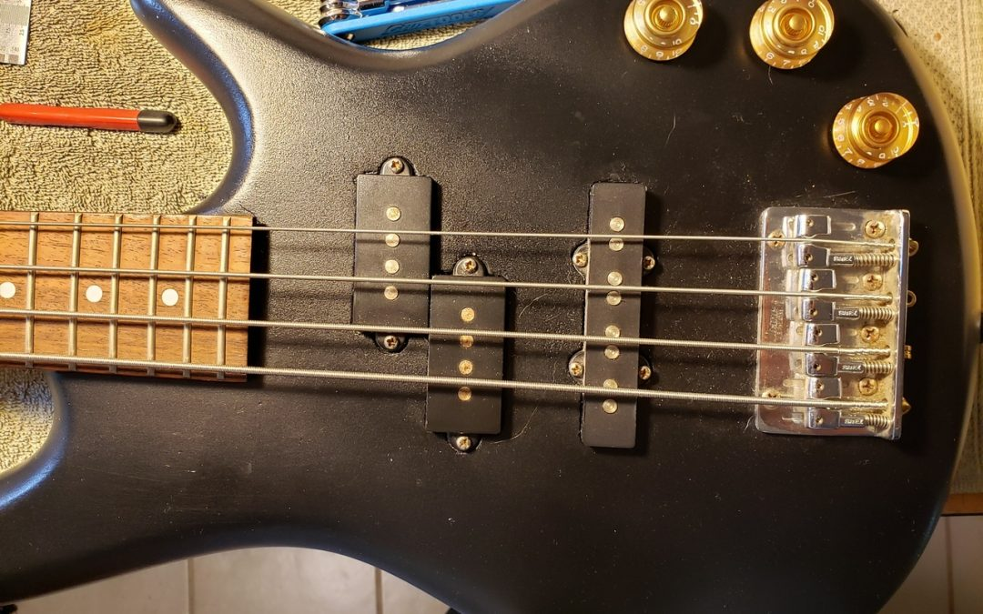 Bought Used Mikro Bass