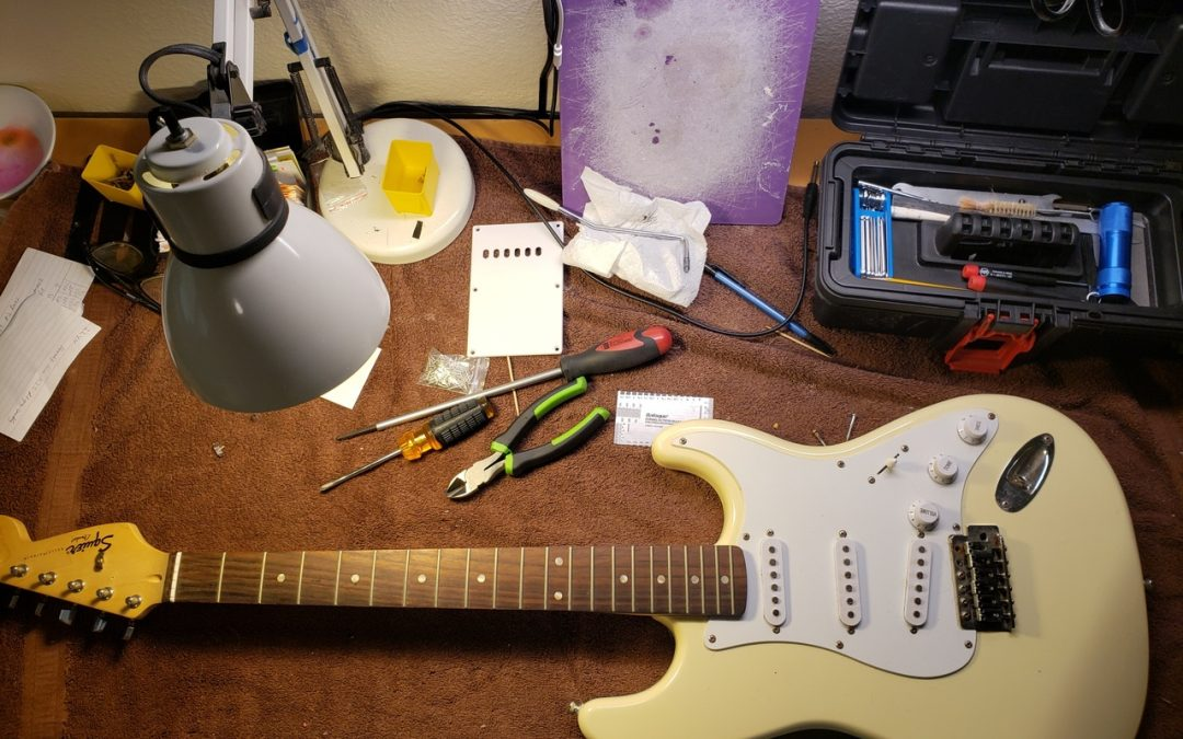 Case #2824 – Squier Strat