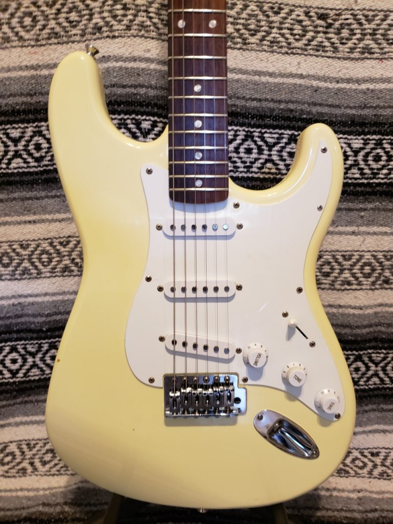 used squier bullet guitar for sale