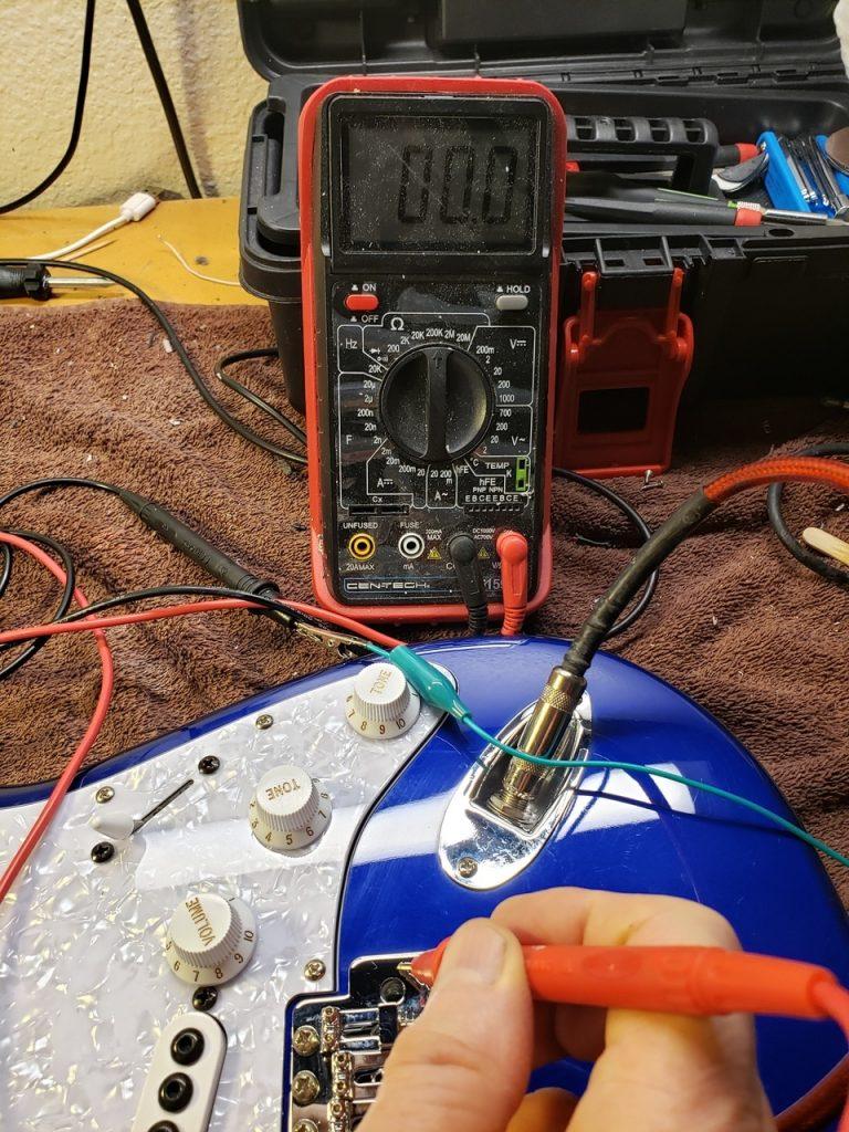 guitar repairs and setups, tampa