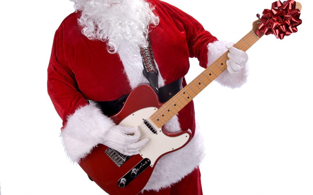 guitar for christmas gift