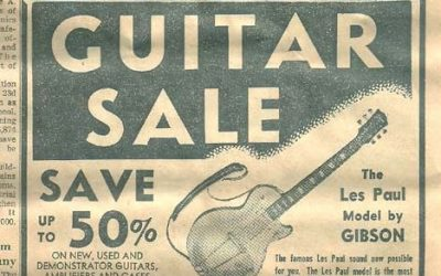 Why Your Guitar Won't Sell