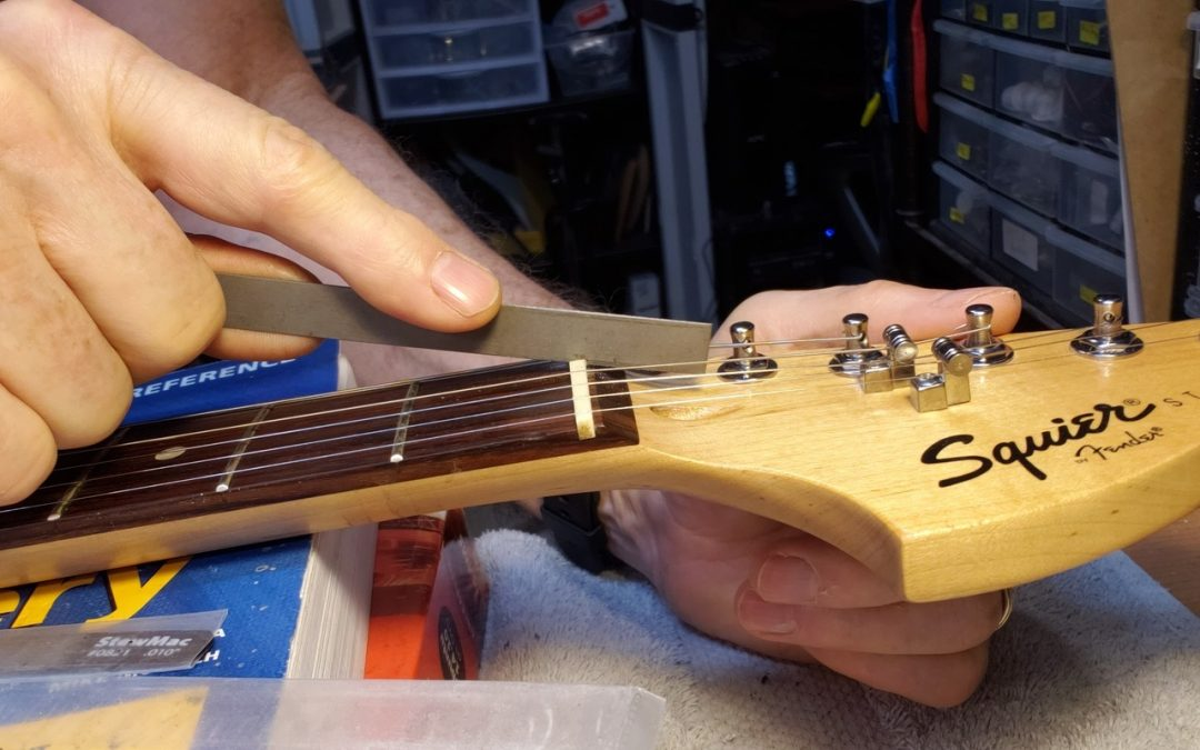 How I Prep/Setup a Guitar For Sale