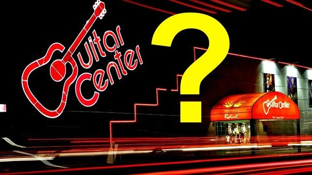 Guitar Center Misses Payment, Mulls Bankruptcy