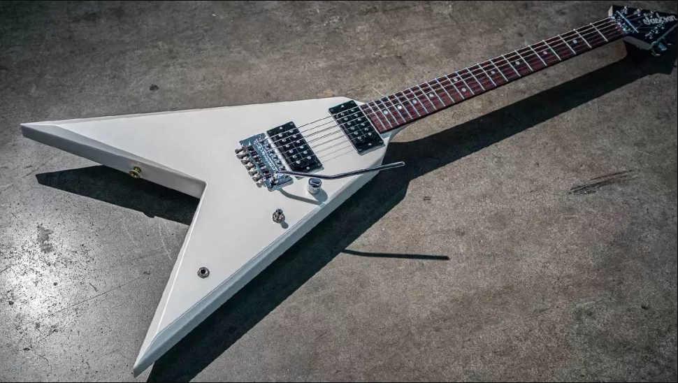 Guitar History – Jackson Guitars