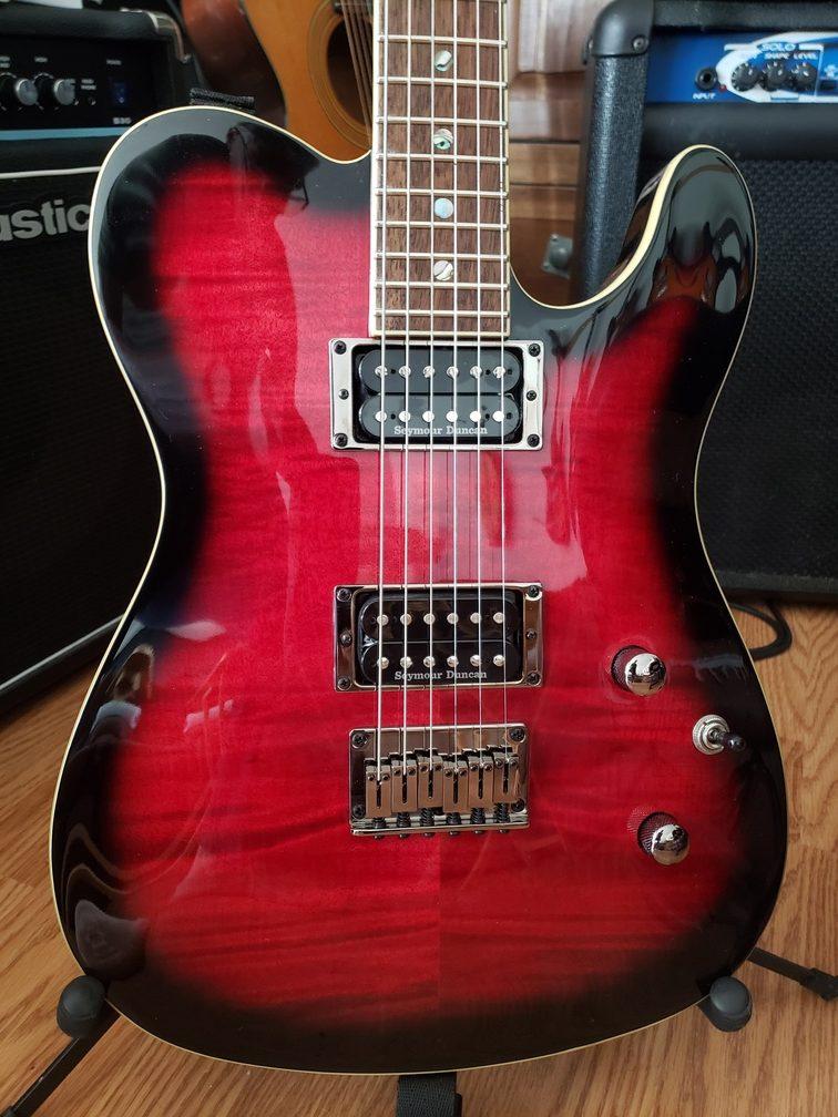 Fender Telecaster needing setup