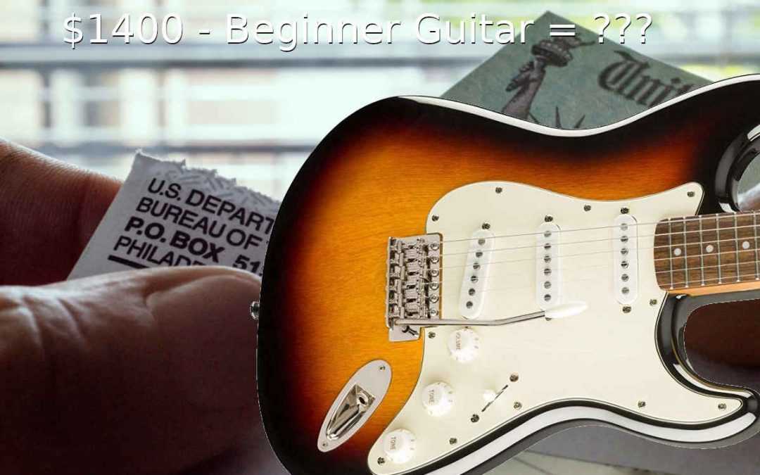 What IS a 'Beginner Guitar'???