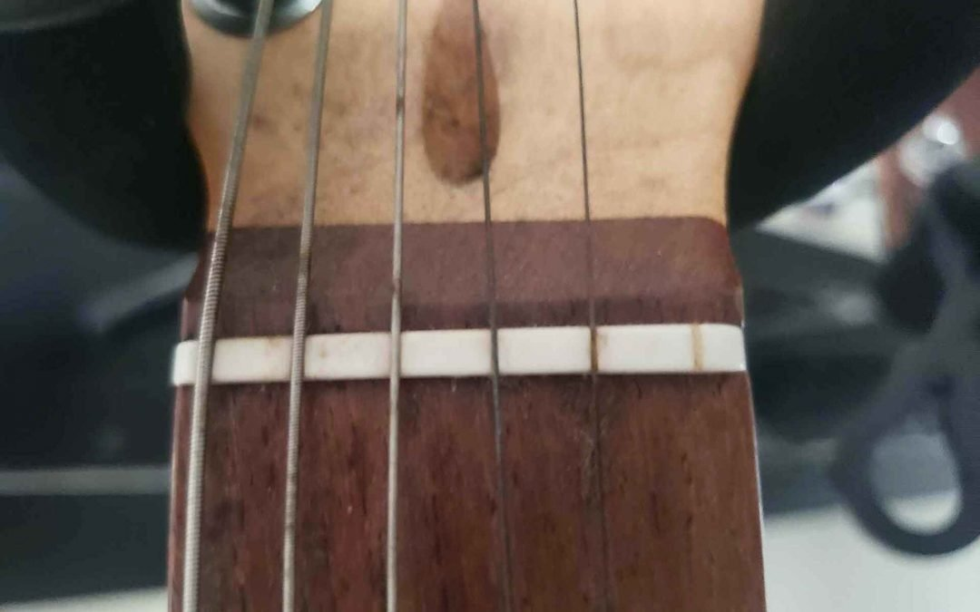 Nuts!  (How to Remove a Guitar Nut)